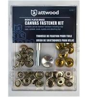 Attwood Canvas Fastener Kit  12158-7