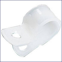Ancor 401312 5/16 inch Nylon Cable Clamp - 25 pack