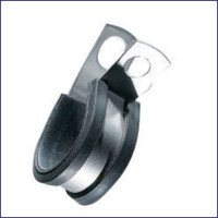 Marinco 403372 3/8 inch SS Cushion Clamps -10 pack