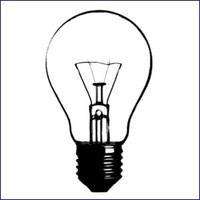 Marinco 531025 25 Watt Screw Base Bulb