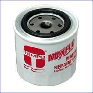 Tempo Marine Water Separating Fuel Filter (Single)  170110-OMF10-1