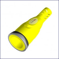 Furrion F30CVL-SY 30 Amp Cover - Female With Thread Ring - Yellow