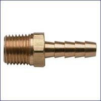 Moeller 033405-10 1/4 NPT x 3/8 in Brass Barb