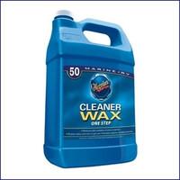 Meguiars M-5001 1 Step Cleaner Wax Liquid Gallon