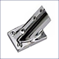 Sea Dog Stainless 1 in. 30° Rec. Rail Fitting