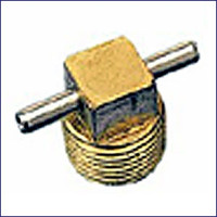 Sea Dog Brass Replacement Plug WT 1/2 in.