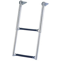 Garelick Over Platform Telescoping Drop Ladder