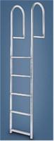 """International Dock Products 5SDLS2 5 Step Dock Ladder Std. 2"""" Step"""