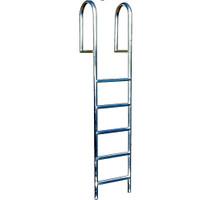"International Dock Products 4SDLW4 4 Step Dock Ladder Wide 4"" Step"