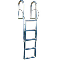 "International Dock Products 6SDLL2 6 Step Dock  Lifting  Ladder 2"" Step"