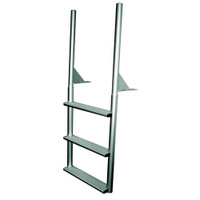"International Dock Products 3 Step  Finger Pier Ladder 2"" Step"