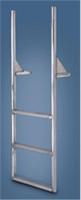 """International Dock Products 7SFPL4 7 Step  Finger Pier Ladder 4"""" Step"""
