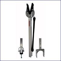 Attwood Adjustable Transom Savers Deluxe Head Roller Bolt Mount  SP-400-RB