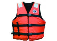 Mustang MV3104T1 Universal Fit Industrial Vest