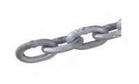 "Peerless Chain 4001-40401 1/4"" Hot Galvanized Grade 30 ISO Proof Coil"