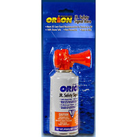 Orion Junior Safety Air Horn, 3.5 oz.   523