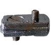 """Wire Rope Cable Clamp 1/8"""" - Chrome  WO-10030"""