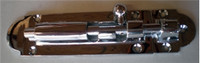 Heavy Duty Barrel Bolt  Stainless  WO-10065
