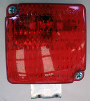 Red Side Marker Trailer Clearance Light  2 1/4""