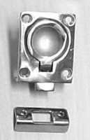 Small Pull Ring Latch