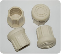Taylor Made  96026 1-1/8 in. Rubber Chair Tips 4/pkg.