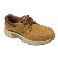 Rugged Shark Men's Atlantic Leather Oxford Shoes  RS-ATLA  (Copper)