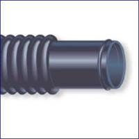 Nova Flex 120BL-01125 1 1/8 in Standard Bilge Hose Black