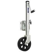 "Cequent XP150101 1500 lb. Swing-Away Jack 8"" Wheel"