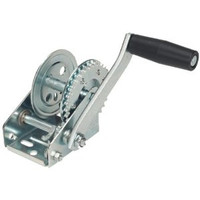 Cequent T900 0101 900 lb. Single Speed Winch