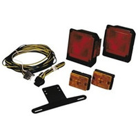 "Cequent 7590 Submersible Under 80"" Trailer Light Kit w/25' Wire"