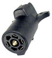 Cequent 767940 7-Way Blade to 5 Way Flat Adapter