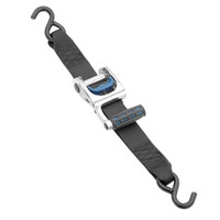 """Cequent Gunwale Max Grip Ratchet Tie Down 2"""" x 13' Stainless Steel"""