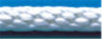 "Unicord Solid Braid Polyester 1/2""x500'"