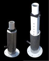 Security Structures AM1-17 Pedestal Bolster