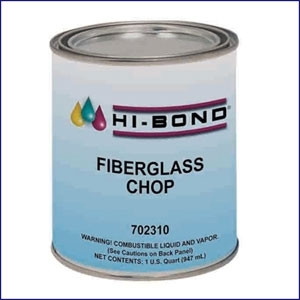 "Evercoat HI-BOND® 1/4"" Fiberglass Chop - Quart  702310"