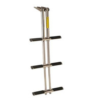Garelick 19626 Platform Mount Telescoping Diver Ladder