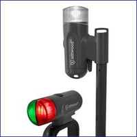 Attwood 14180-7 Portable LED Navigation Light Kit