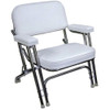 Wise Folding Deck Chair  WD120AB
