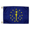 """Taylor Made 12"""" x 18"""" State of Indiana Flag  93100"""