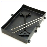 Plasform 503 Battery Tray Stainless Steel Hardware 24 Series