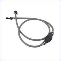 Attwood 93806BLP7 Mercury Mariner Fuel Line Kit 6 ft