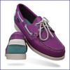 Sebago Women's Spinnaker Deck Shoe (Bright Purple) B58012