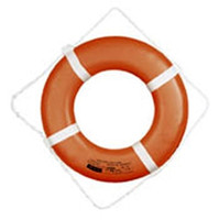"Jim Buoy Life Ring-20"" Orange"