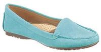Sebago Women's Meriden Moc Oxford (Turquoise)  B409048
