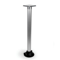 Camco Pedestal Grill Mount with quick-release base   58184