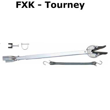 JIF Marine Standard, Tourney, Tourney Pro, and Comfort Ride Motor Support Bracket FXJ FXK FXH