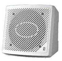 "Poly-Planar MA1610 Premium 5-1/4"" Enclosed Speakers White"