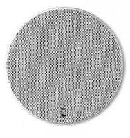 """Poly-Planar MA6500 Platinum 5-1/2"""" Two Way Round High Power Speakers White"""