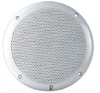 "Poly-Planar MA4056-W Performance Series 6"" Coaxial Speakers White"
