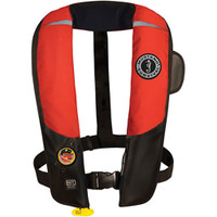 Mustang Deluxe Automatic Inflatable Vest PFD with HIT (hydrostatic activation)  MD3183-02